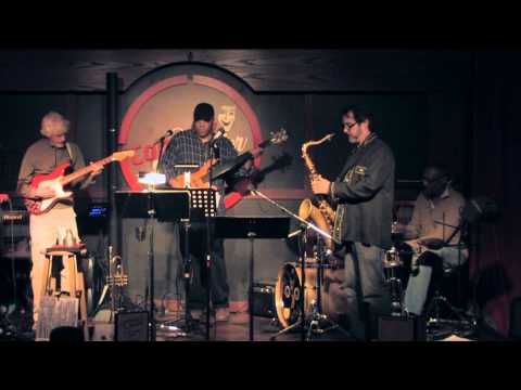 Jazz Crazy with the Jazz Orgy CD Release Party featuring KWT4