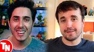 Castanhari mandou possível indireta para Felipe Neto e Luccas Neto, Leon do Coisa de Nerd criticou o Youtube