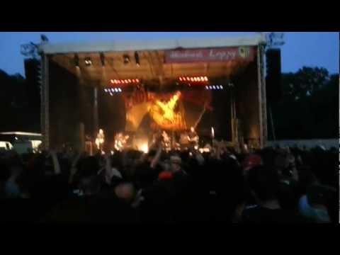 Betontod - Keine Popsongs! (live @ Endless Summer Festival 2012)