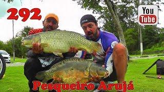 Programa Fishingtur na TV 292 - Pesqueiro Arujá