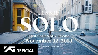 JENNIE   'SOLO' MV TEASER