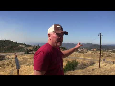 Supervisor Rob Brown discusses Pocket and Tubbs fire outlook