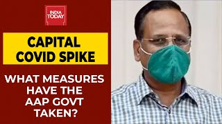 How Prepared Is The Delhi Government To Fight The Covid Battle: Satyendar Jain Answers - Download this Video in MP3, M4A, WEBM, MP4, 3GP