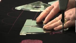 Using Rulers With Your Handi Quilter Longarm Quilting Machine
