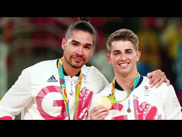 Historic Olympic Games for British Gymnastics
