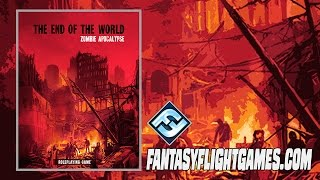Game Geeks #247 The End of the World by Fantasy Flight Games