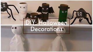 DIY: Easy Kids Halloween Decoration