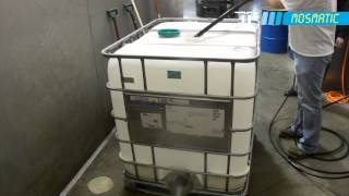 Копье для очистки емкостей - видео 1
