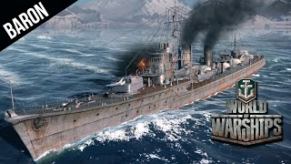 World Of Warships Hakuryu Gameplay 30 Torp Hits (9 13 MB