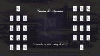 Before Helen Keller -- A Short Tribute to Laura Bridgman