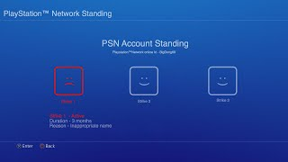 *PS4 UPDATE* REQUIRED - The PSN Account Banning Process (ps4 error ws-37368-7 fix / PSN Name Ba...