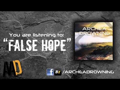 """Archea Drowning - Archea Drowning - """"False Hope"""" (pre-production)"""