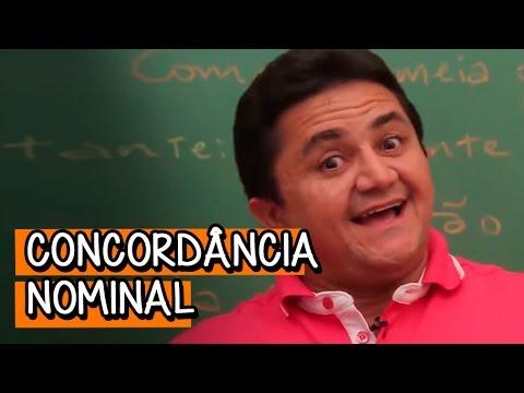 O QUE É CONCORDÂNCIA NOMINAL? | PORTUGUÊS | DESCOMPLICA