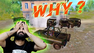 WHY ONLY ME ? 😥😥 || PUBG MOBILE HIGHLIGHTS || 16 KILLS || RUNNING HEADSHOTS