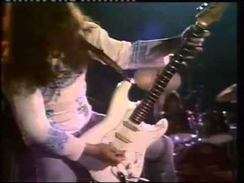 Uriah Heep Easy Livin' Live 1973 online metal music video by URIAH HEEP