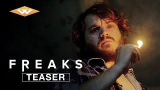 FREAKS (2019) Official Teaser 1 | Sci-Fi Horror | Emile Hirsch, Grace Park, Bruce Dern