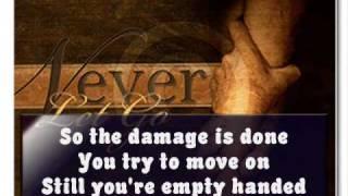 Letting Go Lyrics Anthony Evans