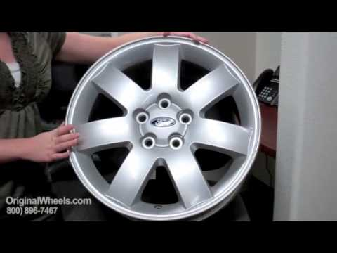 Expedition Rims & Expedition Wheels - Video of Ford Factory, Original, OEM, stock new & used rim Co.