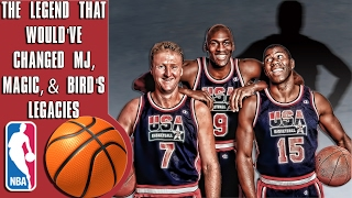 The legend that would've changed Jordan, Magic, & Bird's legacies