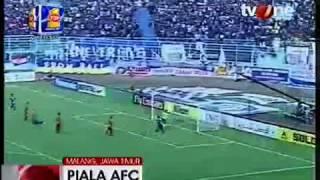 Berita Terbaru   Selangor  Arema AFC 01 Cup  16 April 2014