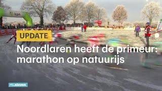 Marathon op natuurijs: 'Mooie wedstrijd. Heerlijk. - RTL NIEUWS