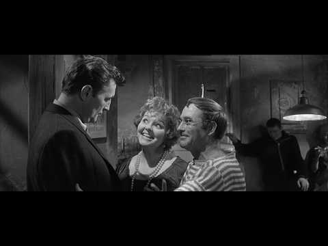 Two For The Seesaw (1962) [HD] - Robert Mitchum, Shirley MacLaine