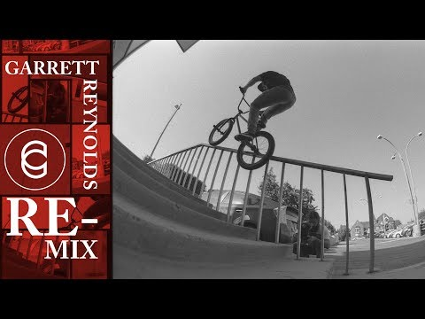 CINEMA BMX Garrett Reynolds REMIX 2017