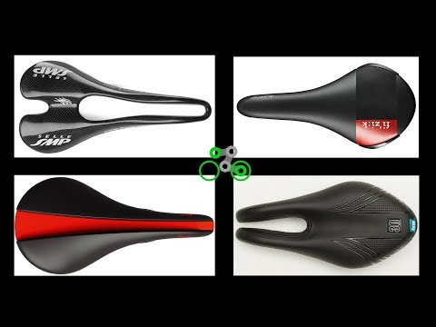 How to pick a bike seat // Shape, Size, Style for you?