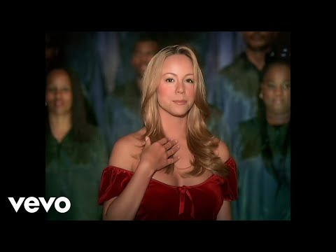 Mariah carey   o holy night  official music video