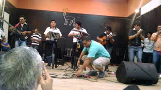 preview picture of video 'Los Cachapeseros En Jose León Suarez 01/03/2015'