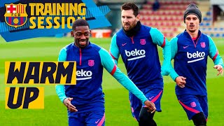 🥅 The build-up to SATURDAY's game against DEPORTIVO ALAVÉS