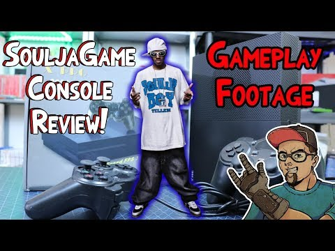 Soulja Boy Console Gameplay Footage & Review! This Is Garbage! The SouljaGame LOL! Mp3
