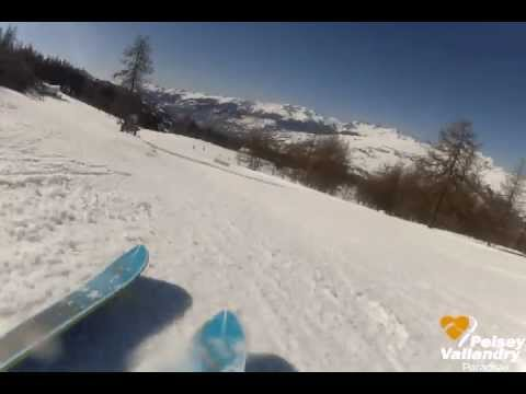 Ski Sun & Fun in Peisey Vallandry