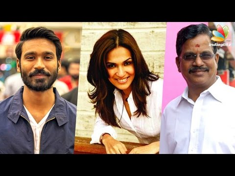 Soundarya-Rajinikanth-Dhanush-do-a-movie-together-Hot-Tamil-Cinema-News