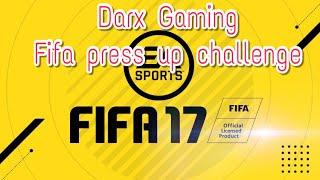 Fifa17 UT press up challenge