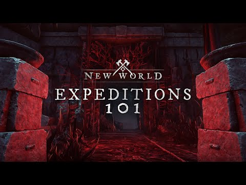 New World Releases New Expeditions Video Explaining How Dungeons Work In Aeternum