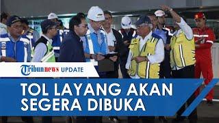 Jokowi akan Resmikan Tol Layang Jakarta-Cikampek pada 12 Desember