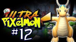 Pixelmon #12 : Légendaires et Jardin Japonais !