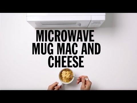 How to Make Microwave Mug Macaroni and Cheese | Food Network