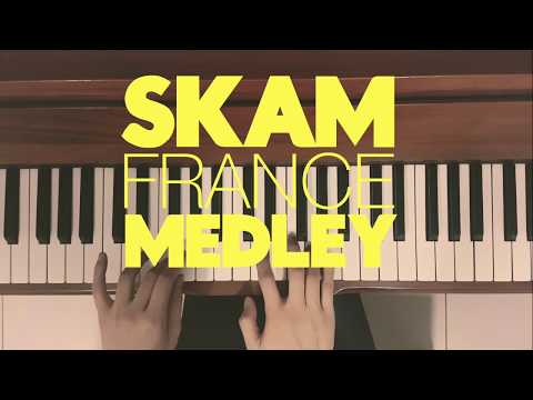 SKAM France Soundtrack Medley - EP.0,1 S3 Piano Cover