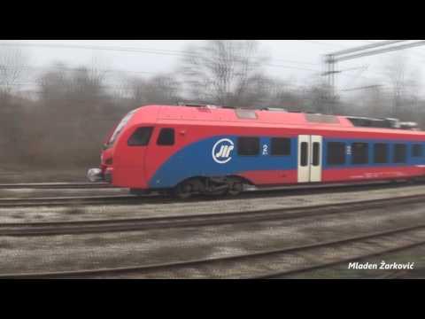 "Electromotore train 413 Stadler Flirt III ""Srbija Voz a.d."""