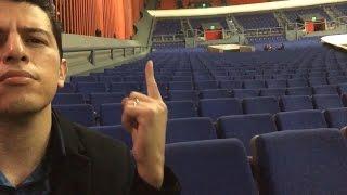 LOS MEJORES ASIENTOS? (Auditorio Nacional 2)
