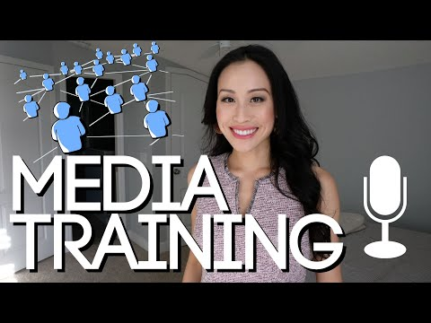 The Ultimate Media Training Guide for Pageant Winners & Anybody Ambitious