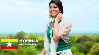 Myat Thiri Lwin Contestant from Myanmar for Miss World 2016 Introduction