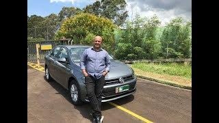VW VIRTUS 2018 TESTAMOS O SEDAN DA VOLKSWAGEN