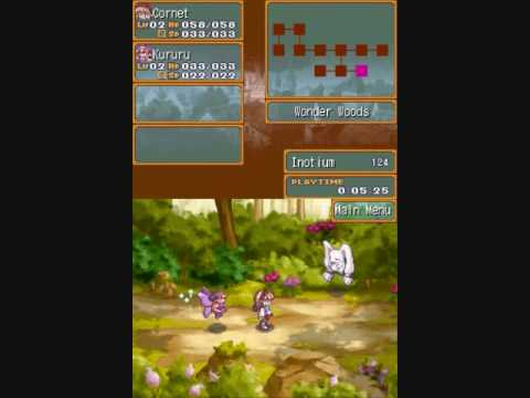 Checkin Out NDS: Rhapsody: A Musical Adventure