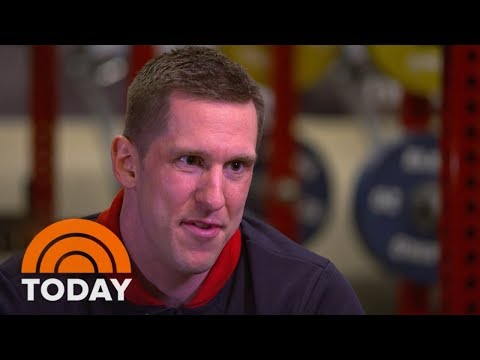 Meet The American Bobsledder Who Trained During Military Combat | TODAY