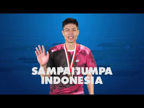 Blibli Indonesia Open 2019 - Story Of The Medal CHOU TIEN CHEN (TPE)