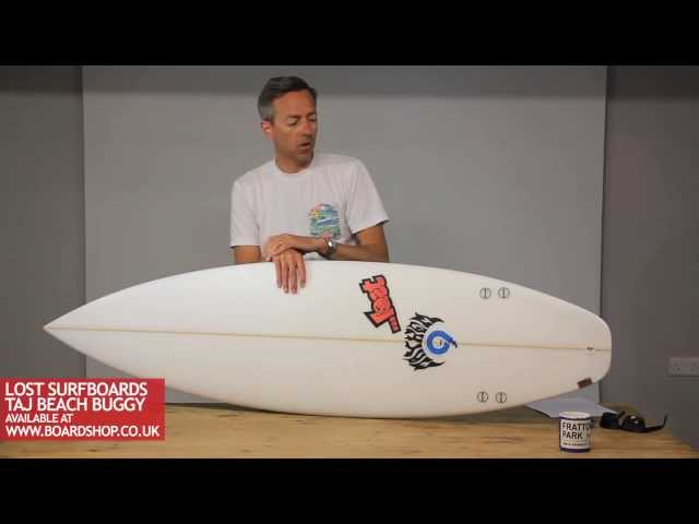 Lost Beach Buggy surfboard review