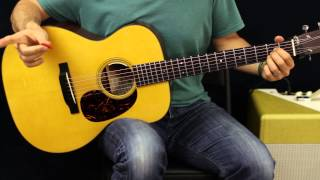 How To Play - Darius Rucker - Wagon Wheel - Acoustic Guitar Lesson - EASY Song